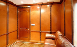 French Polisher London can restore the beauty of your wood panelling